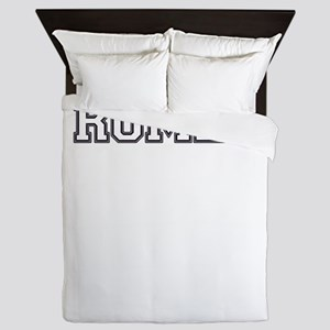 Romeo and juliet Queen Duvet