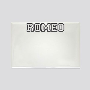 Romeo and juliet Magnets