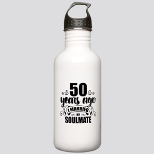 50th Anniversary Stainless Water Bottle 1.0L