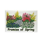 Promise of Spring Rectangle Magnet (100 pack)