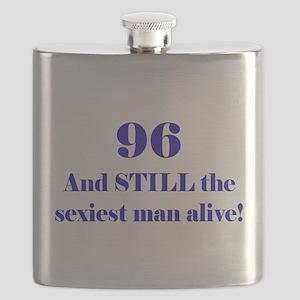 96 Still Sexiest 2 Blue Flask