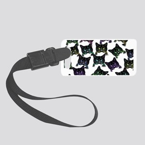 Cool Cats! Small Luggage Tag