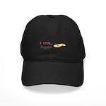 I Love Bagels Black Cap