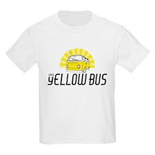 Little Yellow Bus T-Shirt