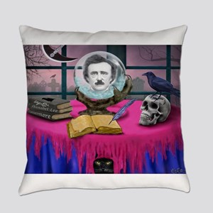 THE SPIRIT OF EDGAR ALLAN POE Everyday Pillow