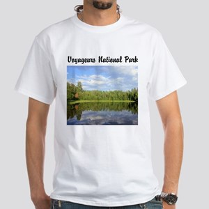 Voyageurs National Park White T-Shirt