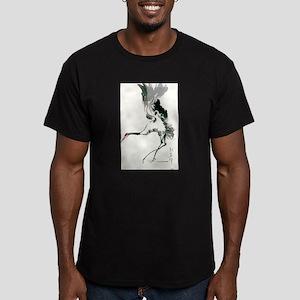 watercolor sandhill T-Shirt