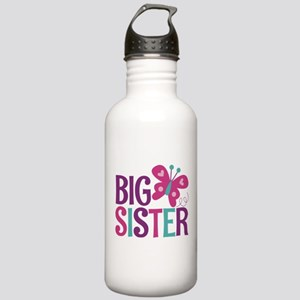 Butterfly Big Sister Water Bottle