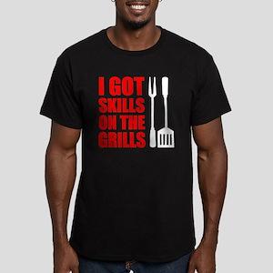 Got Skills On The Grills T-Shirt