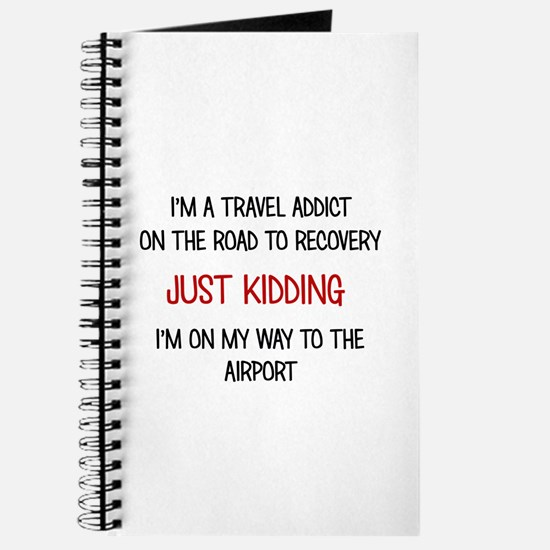 TRAVEL ADDICT Journal