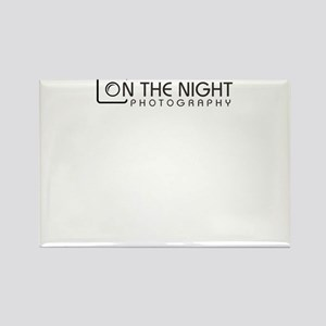 on the night photography Magnets