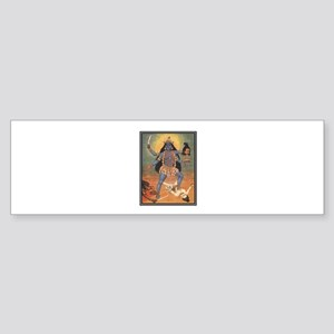 KALI Bumper Sticker
