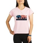 Freedom Isnt Free Performance Dry T-Shirt