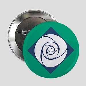 "Gamma Alpha Omega Rose 2.25"" Button (100 pack)"