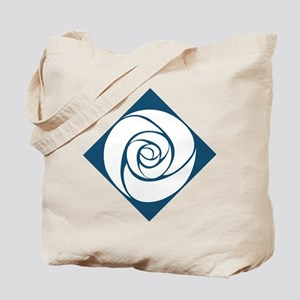 Gamma Alpha Omega Rose Tote Bag