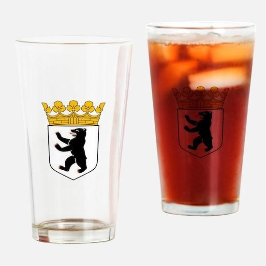 BERLIN Drinking Glass