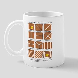 Heraldic Toast Mug