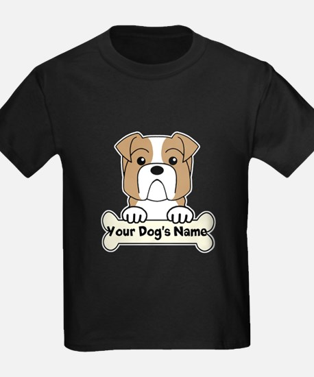 Personalized Bulldog T