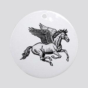 PEGASUS Round Ornament