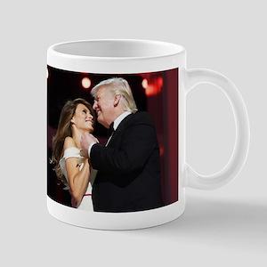 Donald and Melania Trump Mug