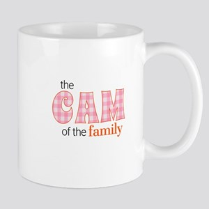 The Cam of the Family - MF T-shirt - Modern Mugs