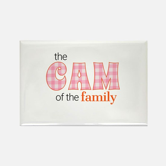 The Cam of the Family - MF T-shirt - Modern Magnet
