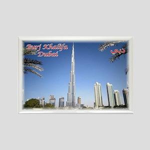 AE * Dubai - Buri Khalifa highest world's Magnets