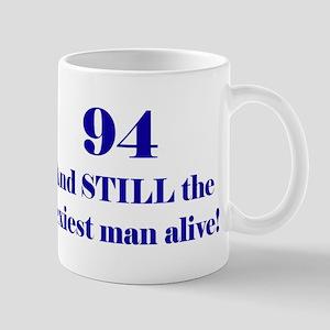 94 Still Sexiest 2 Blue Mugs