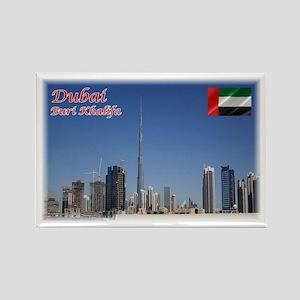 AE * Dubai Buri Khalifa Magnets