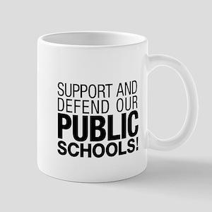 Support Public Schools Mug Mugs