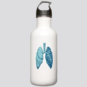 LUNGS Water Bottle