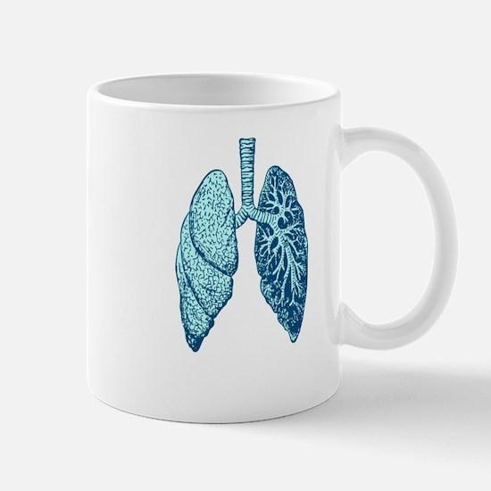 LUNGS Mugs