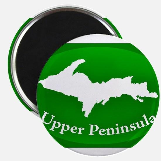 Yooper Badge Magnets