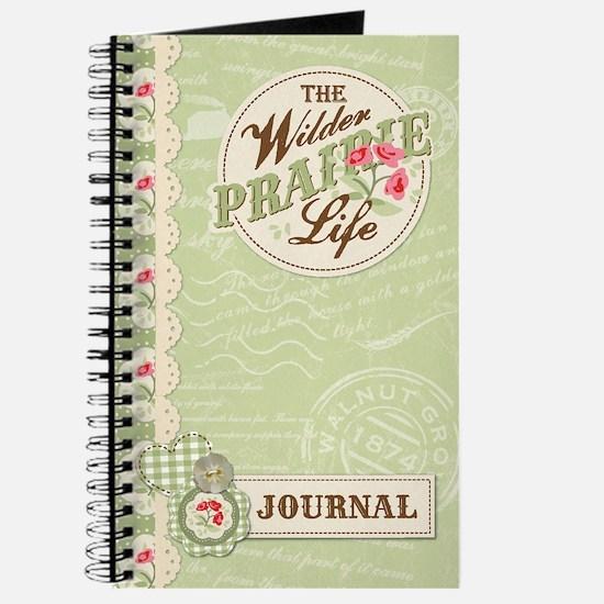 The Wilder Life Journal (green)