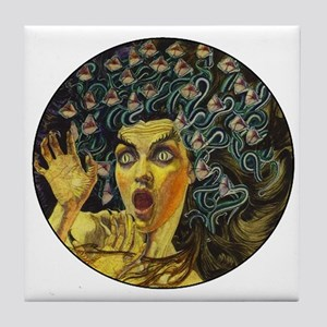 MEDUSA Tile Coaster