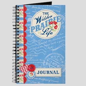 The Wilder Life Journal (blue)