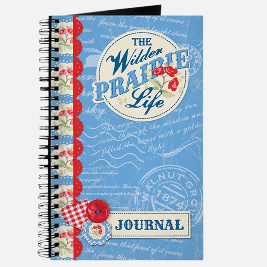 The Wilder Life Journal (blue)