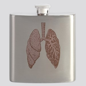 LUNGS Flask