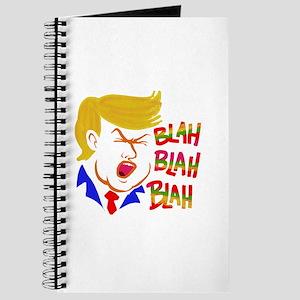 trump blah blah Journal