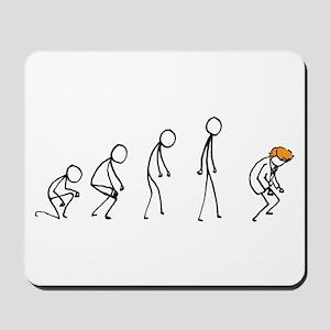 Evolution of Man - Trump Mousepad