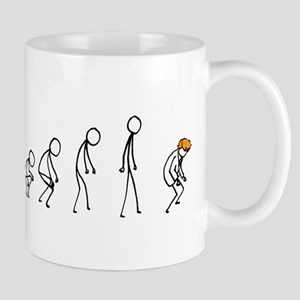 Evolution of Man - Trump Mugs