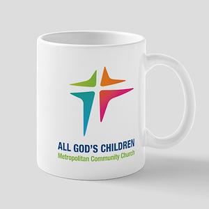 All God's Children Mugs