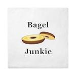 Bagel Junkie Queen Duvet