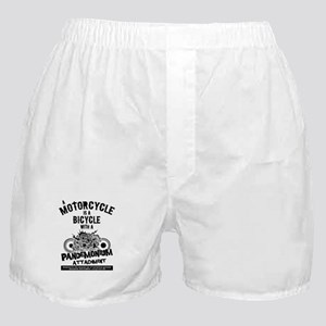 Pandemonium Attachment Boxer Shorts