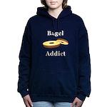 Bagel Addict Women's Hooded Sweatshirt