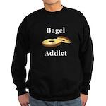 Bagel Addict Sweatshirt (dark)