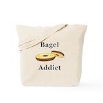 Bagel Addict Tote Bag