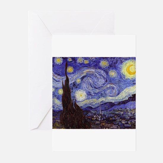 Starry Greeting Cards