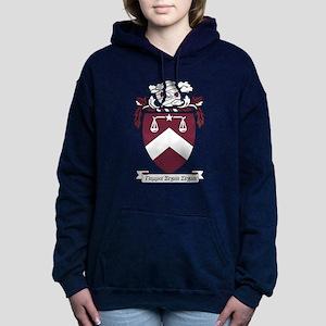Gamma Sigma Sigma Crest Women's Hooded Sweatshirt