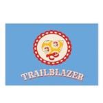 Trailblazer Postcards (package Of 8)